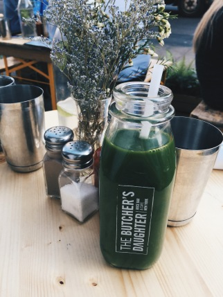 The Butcher's Daughter - Green Juice