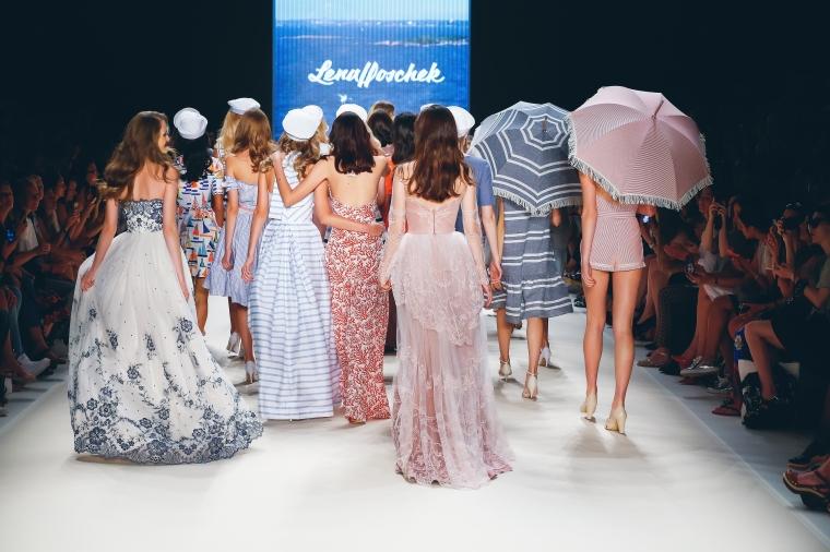 Lena Hoschek Show - Mercedes-Benz Fashion Week Berlin Spring/Summer 2017
